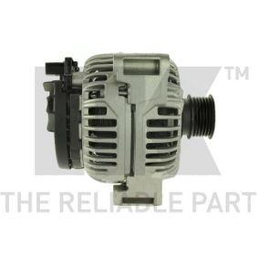 Lichtmaschine mit OEM-Nummer 0111548402
