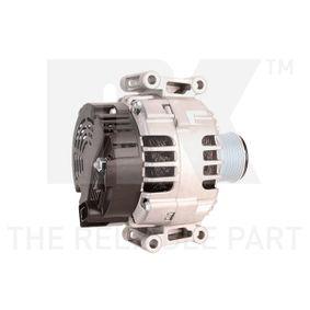 Lichtmaschine mit OEM-Nummer A 2711540802