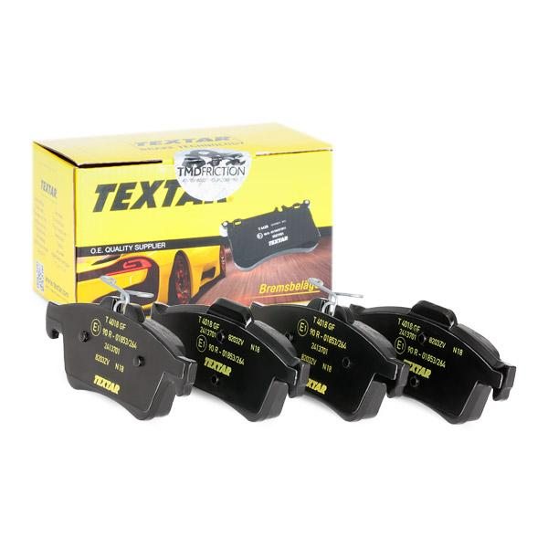 Bremsklötze TEXTAR 7957D973 4019722273490
