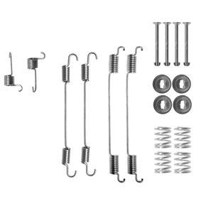 Bremsbelagsatz, Scheibenbremse Breite 1: 155,3mm, Breite 2: 156,6mm, Höhe 1: 75mm, Höhe 2: 74,2mm, Dicke/Stärke: 19,8mm mit OEM-Nummer 3 076 912-5