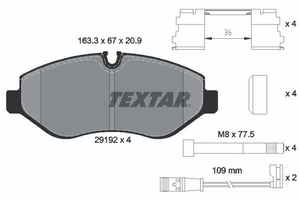 TEXTAR 29192 EAN:4019722295706 Shop