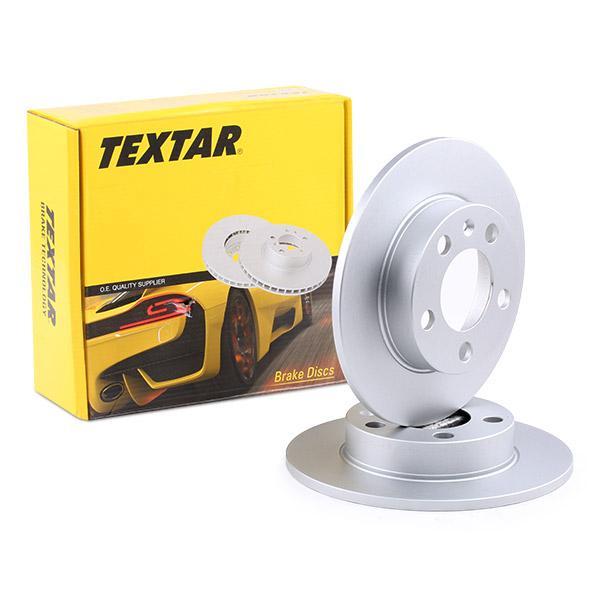 Bremsscheiben 92082503 TEXTAR 98200082501PRO in Original Qualität