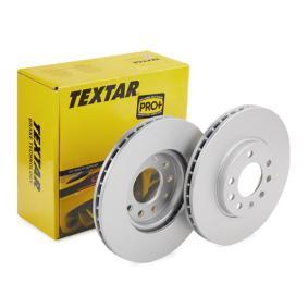 TEXTAR Disc frana 92091903 cu OEM Numar 9117678