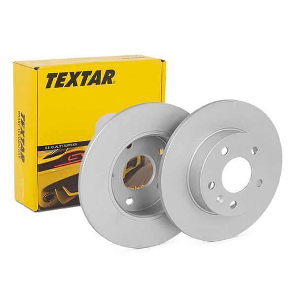 Bremsscheiben Satz TEXTAR 92092103 Erfahrung