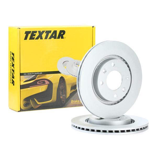 Discos de Freno TEXTAR 92111503 conocimiento experto