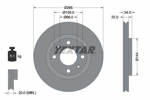 92111503 TEXTAR del fabricante hasta - 25% de descuento!