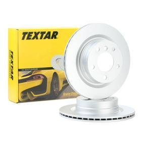 TEXTAR PRO 92133003 Bremsscheibe Bremsscheibendicke: 19,9mm, Ø: 300mm