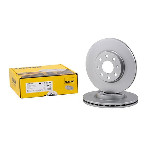 Brake Discs 92145703 TEXTAR 98200145701PRO original quality