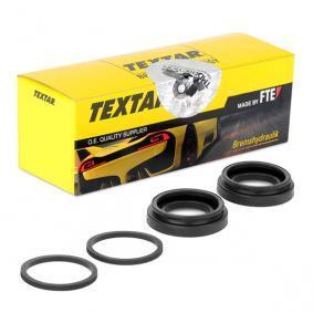 TEXTAR Dichtungssatz, Bremssattel 46003100 für AUDI 80 (8C, B4) 2.8 quattro ab Baujahr 09.1991, 174 PS