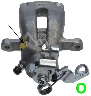 Bremssattel TEXTAR 38130800 einkaufen