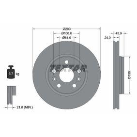 Brake Disc Article № 92202400 £ 140,00
