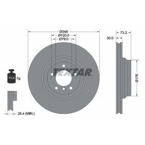 Brake Disc 92155303 3 Saloon (E90) 335d 3.0 MY 2011