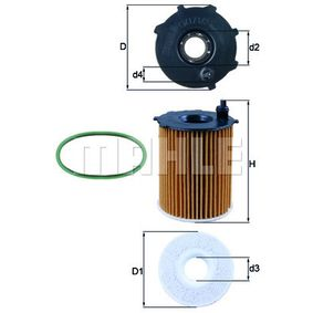 Filtro de óleo Ø: 71,88mm, Ø: 71,88mm, Diâmetro interior 2: 26mm, Diâmetro interior 2: 26mm, Altura: 99mm com códigos OEM SU 001-A3092