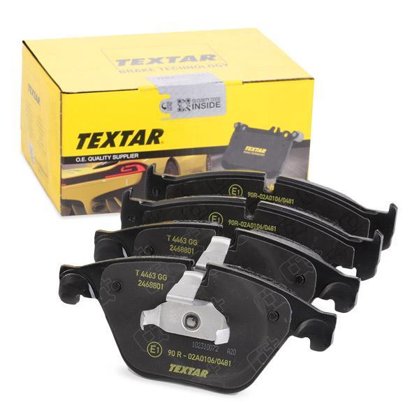Bremsklötze TEXTAR 24688 Erfahrung