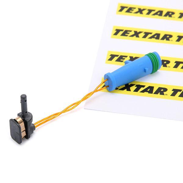 Figyelmezető kontaktus, fékbetét kopás TEXTAR 98048700 szaktudással
