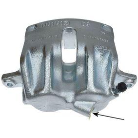 TEXTAR Bremssattel 38137400 für AUDI 80 (8C, B4) 2.8 quattro ab Baujahr 09.1991, 174 PS