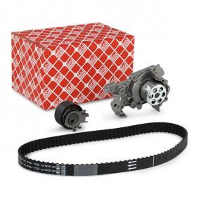 Water pump and timing belt kit Width: 23,4mm with OEM Number 7701476745S1