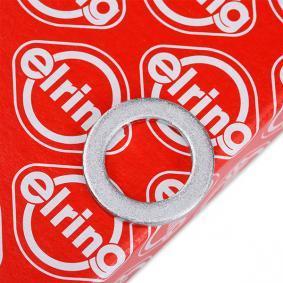 Tömítőgyűrű, olajleeresztő csavar Alumínium, Belső átmérő: 14mm 243.600