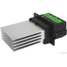 HERTH+BUSS ELPARTS  75614270 Unidad de control, calefacción / ventilación