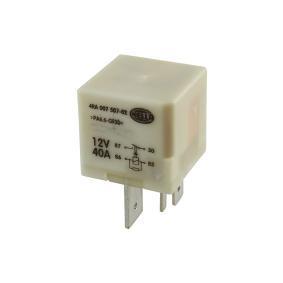 Relé, sistema de precalentamiento blanco con OEM número 357911253