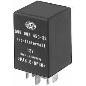 Relay, wipe- / wash interval with OEM Number 191 955 531
