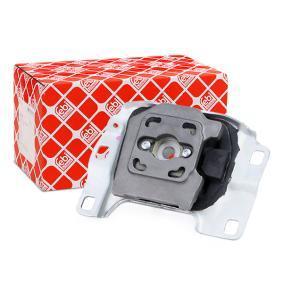 FEBI BILSTEIN  44496 Тампон, автоматична предавателна кутия Гумено-метален лагер