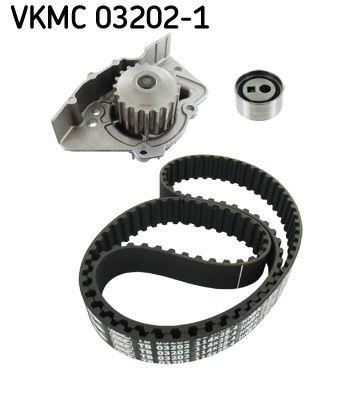 Zahnriemen Kit + Wasserpumpe VKMC 03202-1 SKF VKPC83420 in Original Qualität