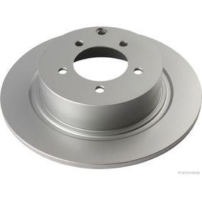 Disco de freno J3315021 ASX (GA_W_) 1.8 DI-D 4WD ac 2013