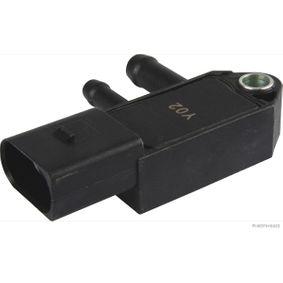 Sensor, Abgasdruck 70668004 CRAFTER 30-50 Kasten (2E_) 2.5 TDI Bj 2011