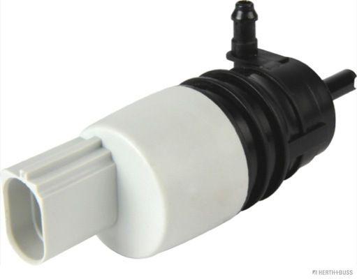 HERTH+BUSS ELPARTS  65451062 Waschwasserpumpe, Scheibenreinigung Anschlussanzahl: 2