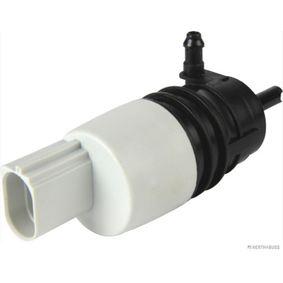 Waschwasserpumpe, Scheibenreinigung Spannung: 12V, Anschlussanzahl: 2 mit OEM-Nummer 6712 6 934 160