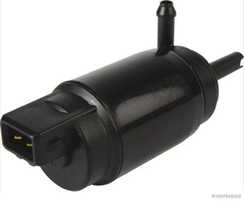 HERTH+BUSS ELPARTS  65451063 Waschwasserpumpe, Scheibenreinigung Spannung: 12V, Anschlussanzahl: 2