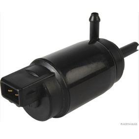 Waschwasserpumpe, Scheibenreinigung Spannung: 12V, Anschlussanzahl: 2 mit OEM-Nummer 14 50 172