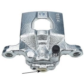 Brake Caliper with OEM Number 44011-EM11A