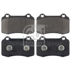 Bremsbelagsatz, Scheibenbremse Breite: 69,3mm, Dicke/Stärke 1: 17,8mm mit OEM-Nummer 1 230 732