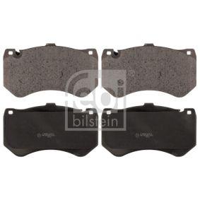 Brake Pad Set, disc brake 116143 E-Class Saloon (W212) E 63 AMG 5.5 4-matic (212.092) MY 2014