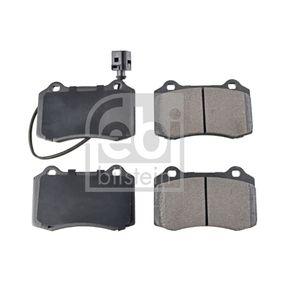 Bremsbelagsatz, Scheibenbremse Breite: 69,1mm, Dicke/Stärke 1: 14,5mm mit OEM-Nummer 1ML 698 151