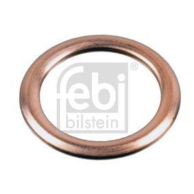 Ölablaßschraube Dichtung Ø: 22,0mm, Dicke/Stärke: 2,0mm, Innendurchmesser: 16,0mm mit OEM-Nummer 09112724