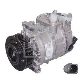 Klimakompressor Riemenscheiben-Ø: 113mm mit OEM-Nummer 1K0820808DX