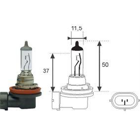 Крушка с нагреваема жичка, фар за дълги светлини H8, 35ват, 12волт 002547100000