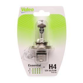 Bulb, spotlight H4, 60/55W, 12V, ESSENTIAL 032006