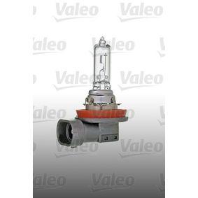 VALEO Glühlampe, Fernscheinwerfer 032010 für AUDI A4 Cabriolet (8H7, B6, 8HE, B7) 3.2 FSI ab Baujahr 01.2006, 255 PS