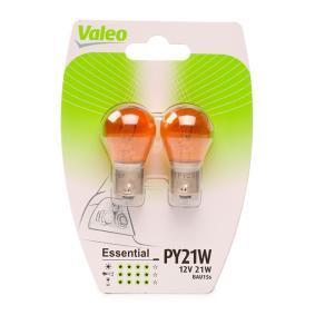 Bulb, indicator PY21W, BAU15s, 12V, 21W, ESSENTIAL 032108