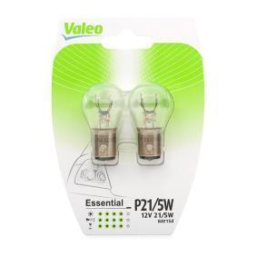 Bulb, indicator P21/5W, BAY15d, 12V, 21/5W, ESSENTIAL 032112