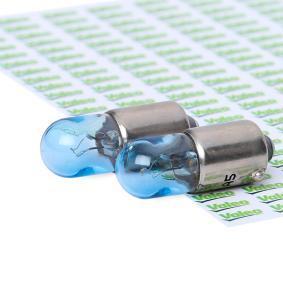 Крушка с нагреваема жичка, мигачи T4W, W2,1x9,5d, 12волт, 5ват 032132