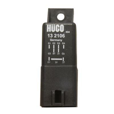 HITACHI  132106 Relais, Glühanlage Spannung: 12V