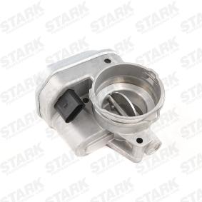 STARK Drosselklappenstutzen SKTB-0430005 für AUDI A3 (8P1) 1.9 TDI ab Baujahr 05.2003, 105 PS