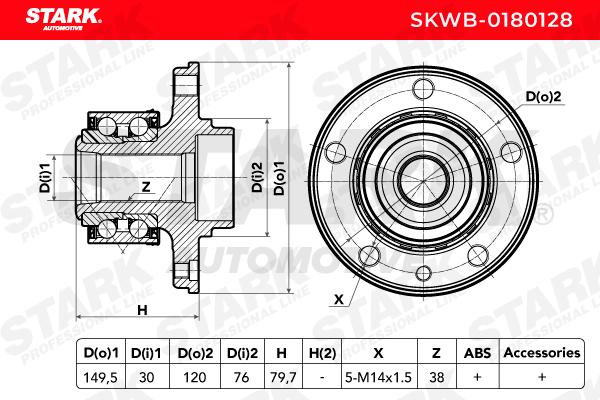 STARK SKWB-0180128 EAN:4059191280971 Shop