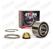 STARK 7700988 Front axle both sides, with integrated ABS sensor