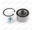 Axle shaft bearing STARK 7701002 Front Axle, Left, Right, with integrated magnetic sensor ring